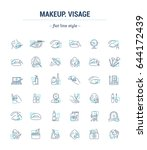 vector graphic set.isolated... | Shutterstock .eps vector #644172439
