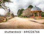 saltaire  united kingdom  ...   Shutterstock . vector #644226766