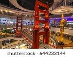 nakhon ratchasima  thailand... | Shutterstock . vector #644233144