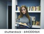 half length portrait of...   Shutterstock . vector #644300464