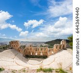 View Of Herodes Atticus...