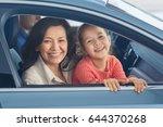 beautiful mature asian woman... | Shutterstock . vector #644370268