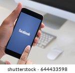 bangkok  thailand   may 17 ...   Shutterstock . vector #644433598