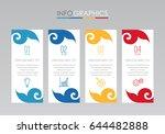 modern thai traditional info...   Shutterstock .eps vector #644482888