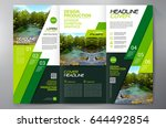 business brochure. flyer design.... | Shutterstock .eps vector #644492854