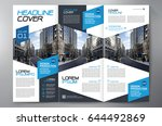 business brochure. flyer design.... | Shutterstock .eps vector #644492869