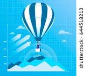 vector illustration of... | Shutterstock .eps vector #644518213