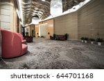 hotel lobby interior   Shutterstock . vector #644701168