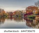 gapstow bridge is one of the... | Shutterstock . vector #644730670