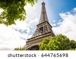 Small photo of Paris Eiffel tower