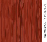 red wooden striped fiber... | Shutterstock .eps vector #644807164