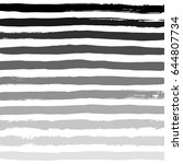 abstract grayscale gradient...   Shutterstock .eps vector #644807734