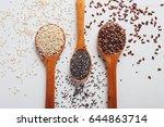 healthy seeds   Shutterstock . vector #644863714