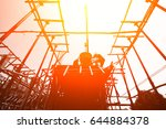 construction | Shutterstock . vector #644884378