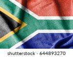 south africa flag | Shutterstock . vector #644893270