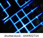 abstract concept blurred... | Shutterstock . vector #644902714