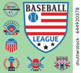 tournament competition graphic... | Shutterstock .eps vector #644920378