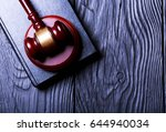 law. | Shutterstock . vector #644940034