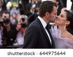 oliver ripley  sara sampaio at... | Shutterstock . vector #644975644