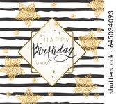 Birthday Lettering Background...