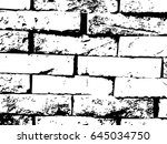 grunge texture   abstract stock ... | Shutterstock .eps vector #645034750