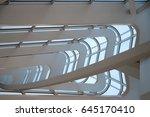 modern architecture. reworked... | Shutterstock . vector #645170410