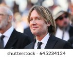 keith urban attends the 'the... | Shutterstock . vector #645234124