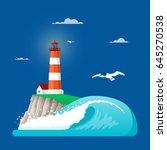 vector illustration of... | Shutterstock .eps vector #645270538