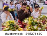 chiang mai  thailand   may 22   ... | Shutterstock . vector #645275680