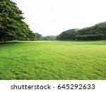 public park   Shutterstock . vector #645292633