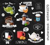 vector concept illustration of... | Shutterstock .eps vector #645441070