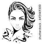 illustration of women short...   Shutterstock .eps vector #645469300