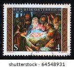 austria   circa 1979  a...   Shutterstock . vector #64548931