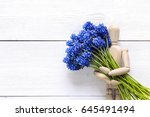 Classic Wooden Dummy Holds Blu...