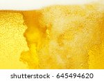 close up of the beer | Shutterstock . vector #645494620