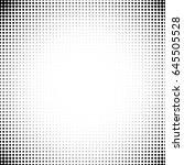 vector background of dots in... | Shutterstock .eps vector #645505528