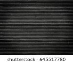 dark tile texture brick wall... | Shutterstock . vector #645517780