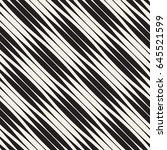 wavy stripes vector seamless... | Shutterstock .eps vector #645521599