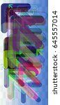 arrow template design | Shutterstock .eps vector #645557014