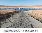 Small photo of Access ramp to Antelope Point Marina, Page, Arizona