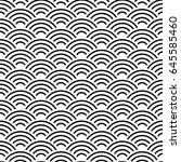 seamless pattern abstract...   Shutterstock .eps vector #645585460