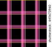 abstract seamless pattern ... | Shutterstock .eps vector #645673960