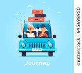 Travel By Car. World Travel....