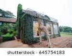 Giraffe Manor At Nairobi Kenya