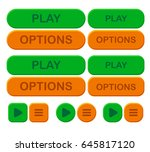 set game bright button. options ...
