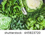 background of a lot of fresh... | Shutterstock . vector #645823720