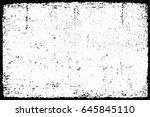 grunge frame.grunge background... | Shutterstock .eps vector #645845110