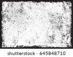 vector grunge texture.distress... | Shutterstock .eps vector #645848710