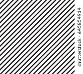diagonal lines pattern. repeat... | Shutterstock .eps vector #645854914