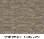 dark wooden texture background... | Shutterstock .eps vector #645872290